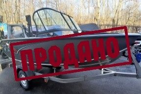 Моторная лодка Windboat 46DC Evo Fish (L)