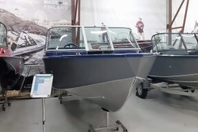 Моторная лодка WINDBOAT 5.0 EVO Fish