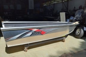 Моторная лодка WINDBOAT 4.0 EVO Fish
