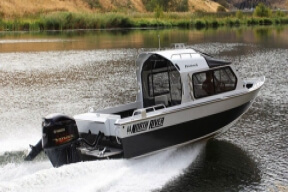 Катер NORTH RIVER SEAHAWK FASTBACK 21