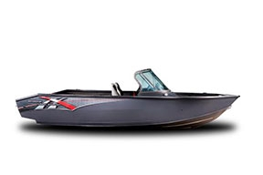 Моторная лодка WINDBOAT 4.6DC EVO Fish